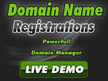 Cut-price domain name registration